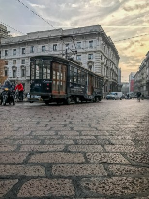 trolley-milan-italy
