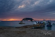sunrise-sea-cortez-beach-dock