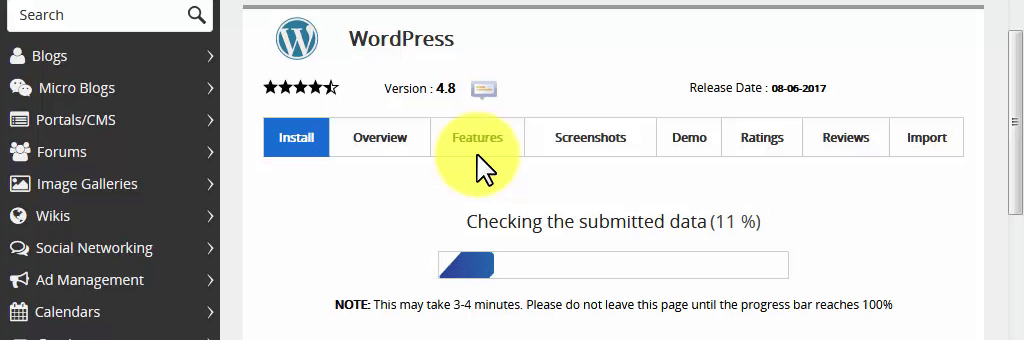 How to Start A WordPress Blog on Qservers_InstallationProcess18
