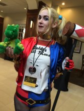 Suicide Squad's Harley Quinn!