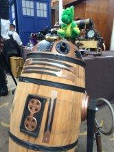 A steampunk R2-D2!