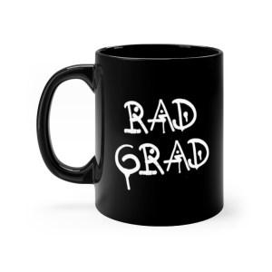 Rad Grad Coffee Mug