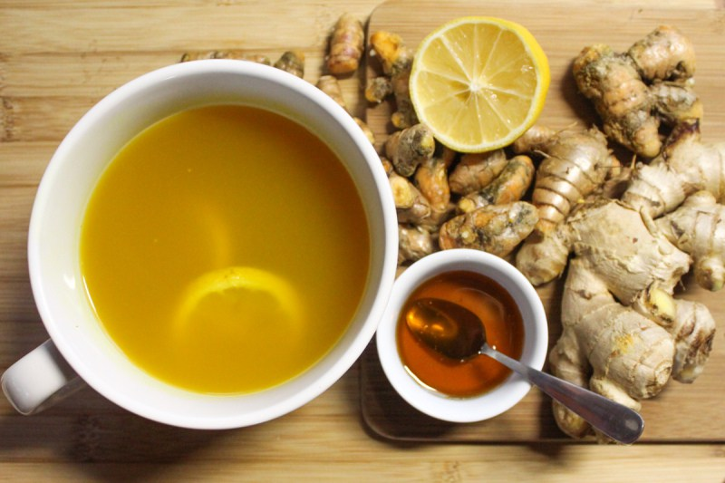Health Benefits of Ginger Turmeric Tea