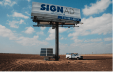 11 steps to getting solar billboard lighting right.