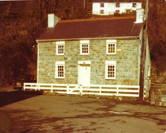 Scott Hamilton's home