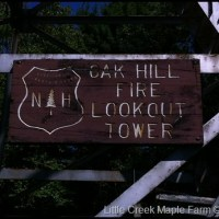Oak Hill Fire Tower