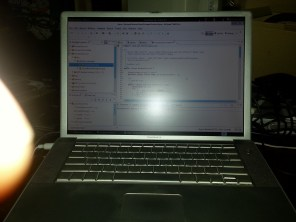 Mac PowerBook G4 Aluminum 15 inch with Debian & Gnome 3 - 2