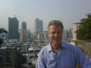 Bill Dutton in Macau 2009 WIP Meeting