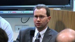 David A. Bray at OII