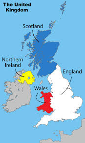 The Nations of the UK and Northern Ireland