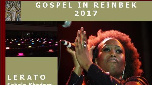 Poster Gospelworkshop 2017