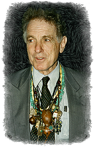 Larry Keenan photo David Amram 2