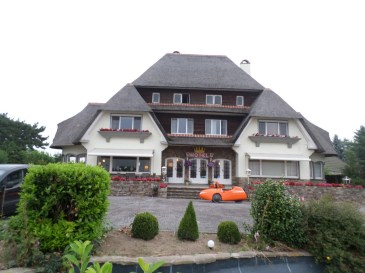 Arconaty Hotel nær Tienen