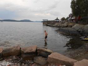 Björn i fjorden