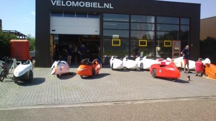 Hos Velomobiel.nl