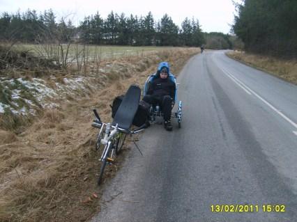 Kold cykeltur med Steffen 7