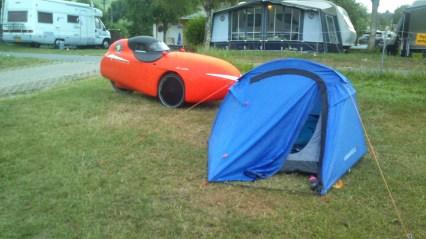 Morgen på camping ved Mosel floden (1)