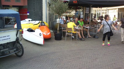 Spisning i Amsterdam