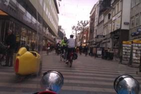 Tour De Future Parade gennem Århus