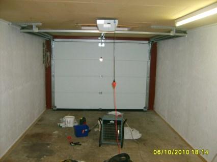 Velomobil garage malet