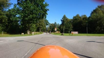 SBS 2017 Swedish Randonneurs on their way home