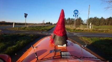 Julle holdt til hele turen på Strada