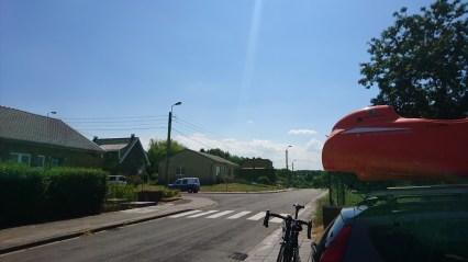 Boede her i Belgien