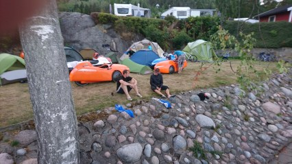 På Ramton Camping Norge