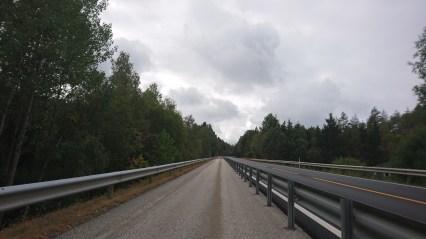 Velomobiler på vej mod Sverige