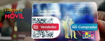 registro aplicacion billetera movil carnet patria venezuela