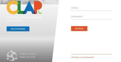 registro inscripcion clap.patri.org.ve