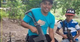 niños venezolanos entrenados terroristas