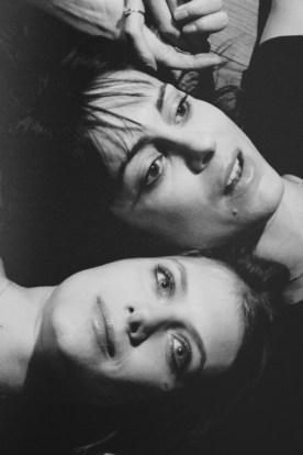 Mélanie Laurent & Audrey Dana