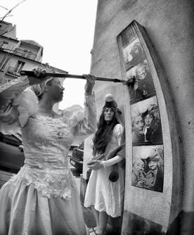 Photomaton - Peau D'âne Hommage à Jacques Demy ©Photo stephane Thevenon
