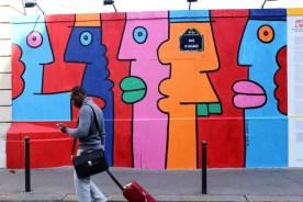 Fresque Rue d'Alsace