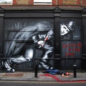 Jackt he Ripper - Londres