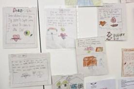 Lettres d'enfants