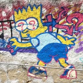 Streetart Lyon