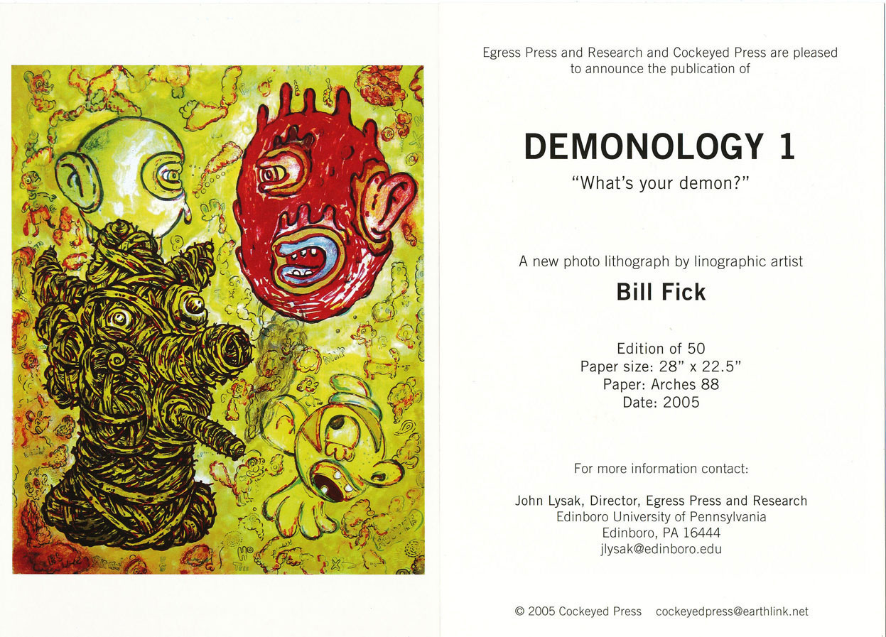 demonologycard