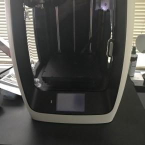 Adventures in 3D Printing