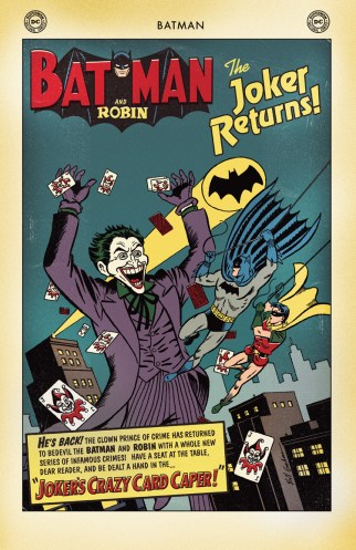 Classic Batman and Robin