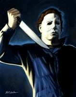 Michael Myers from Halloween