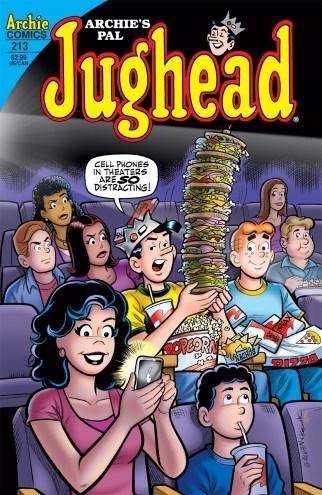 JUGHEAD#213