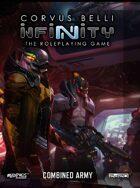 Com,bined Army Sourcebook (Infinity RPG)