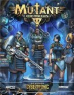 Cybertronic Sourcebook (Mutant Chronicles 3e)