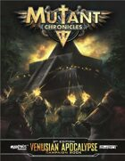 Venusian Apocalypse Campaign (Mutant Chronicles 3e)