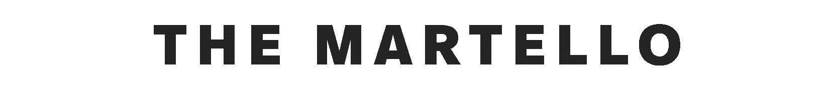 The Martello Logo