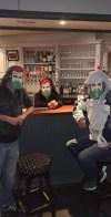 Bill Hill Masks Rathnew