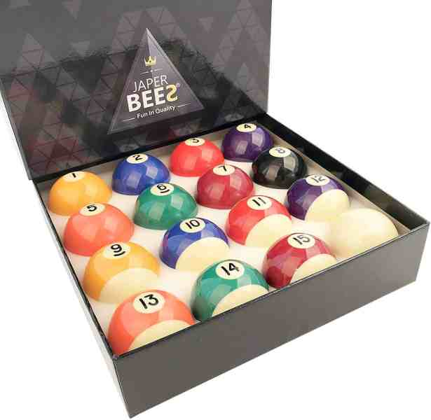 JaperBees Billiard Ball Review