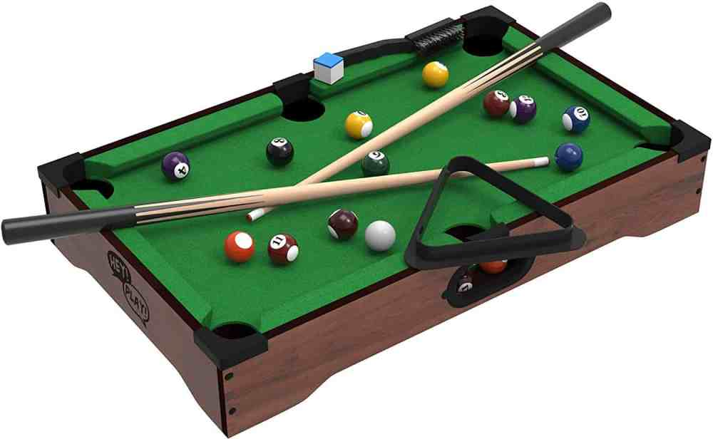 Mini Tabletop Pool Set